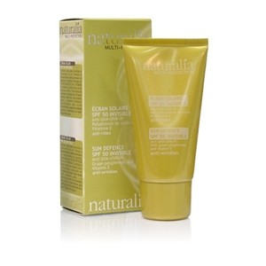Naturalia Multi-Protección SPF 50 Invisible 50ml